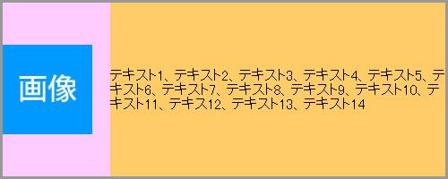 画像幅に120pxを設定した表示イメージ